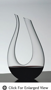 Riedel Amadeo Crystal Wine Decanter