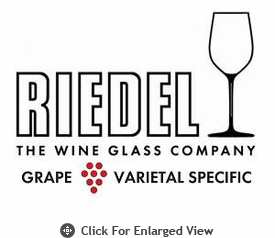 Riedel Crystal Wine Glasses