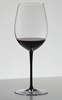 Riedel Sommeliers Black Tie Bordeaux Grand Cru Crystal Wine Glass (Set of Four)