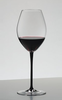 Riedel Sommeliers Black Tie Hermitage Crystal Wine Glass (Set of Four)
