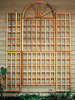 Rustic Natural CedarFurniture CompanyEnglish Wall Trellis