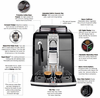 Saeco Syntia Focus Automatic Espresso Machine