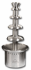 Sephra Commcercial Brushed Stainless Chocolate Fountain