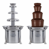 Sephra  Cortez Commercial Brushed Stainless  Chocolate Fountain