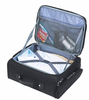 """SOLO 15.6"""" Rolling Laptop Overnighter-Black"""