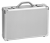 Solo Laptop Attache  Sliver