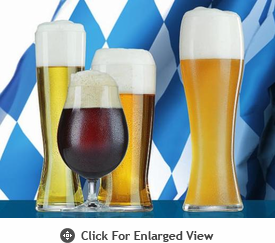 Spiegelau Beer Classics Beer Connoisseur Set of Four