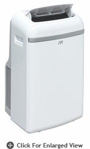 Sunpentown 12,000BTU Portable Air Conditioner with Heating