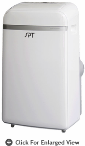 Sunpentown  12000 BTU  Portable AC With Heater