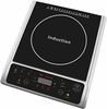 Sunpentown  1300W Induction in Silver (Countertop)