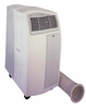 Sunpentown 14,000 BTU Portable Air Conditioner w/Ionizer & UV Light WA-1410E