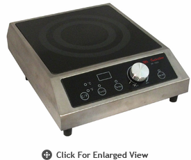 Sunpentown 1800W Countertop Commercial Induction Range Model SR-183C