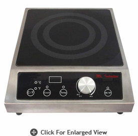 Sunpentown 2700W Countertop Commercial Range (208-240V) Model SR-652C