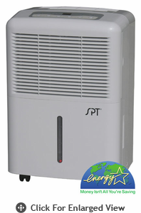 Sunpentown 40 Pint Dehumidifier w/ Energy Star Model SD-40E
