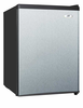 Sunpentown Compact Refrigerator 2.5 cu. ft. In Stainless