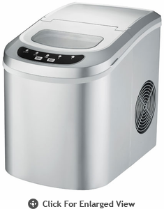 Sunpentown IM-123S Portable Ice Maker  Sliver