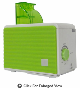Sunpentown  Personal Humidifier  (Green & White)