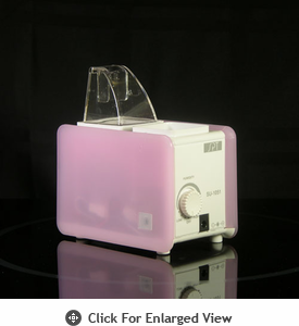 Sunpentown Personal Humidifier Pink & White