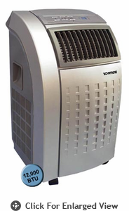 Sunpentown Portable Air Conditioner 12,000 BTU