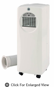 Sunpentown SlimLine Portable Air Conditioner With Heater (9000 BTU)