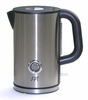 Sunpentown Stainless Cordless  Electric Kettle With Temperature Display