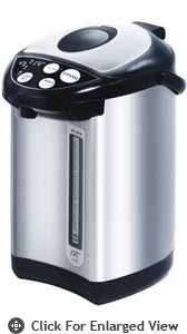 Sunpentown  Stainless Hot Water Dispenser  w/ Multi-Temp Feature (3.6L)