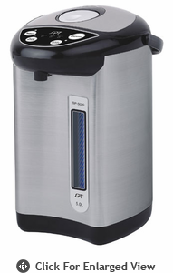 Sunpentown  Stainless Hot Water Dispenser  w/ Multi-Temp Feature (5.0L)