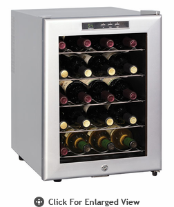 Sunpentown Thermo Electric 20 Bottle Wine Cooler