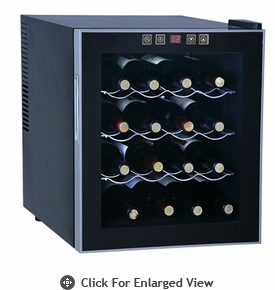 Sunpentown  Thermo-Electric  Wine Cooler (16 bottles)