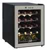 Sunpentown Thermo Eletric 20 Bottle Wine Cooler With Touch Sensitive Controls