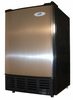Sunpentown Undercounter Ice Maker Stainless Steel Door