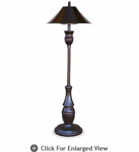 Uniflame  Northgate  Electric Floor Lamp Heater