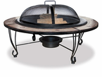 UniFlame  Outdoor Fireplaces