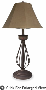 Uniflame  Salem Forge   Electric Table Lamp Heater