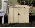 Uwharrie Chair Company�   The Companion Series  The Box with Lid