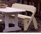 Uwharrie Chair Company�  The Harvest Collection  Harvest Bench