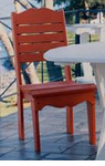 Uwharrie Chair Company�   The Harvest Collection  Harvest Picnic Chair with no Arms