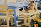 Uwharrie Chair Company�  The Harvest Collection  Kid's Picnic Table