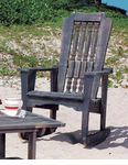 Uwharrie Chair Company� The Hatteras Collection Rocker