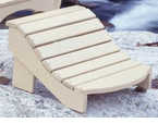 "Uwharrie Chair Company�  ""The Keep America Beautiful Series""  Footrest"
