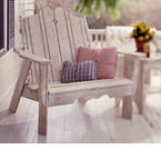 Uwharrie Chair Company�   The Nantucket Collection   Settee