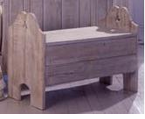 Uwharrie Chair Company�  The Nantucket Collection  Storage Bench