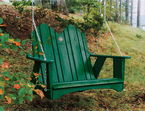 "Uwharrie Chair Company�   ""The Original Series""   Swing"
