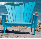 Uwharrie Chair Company�  The Wave Collection  Settee