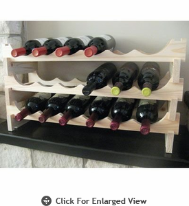Vinrack  18 Bottle Wine Rack
