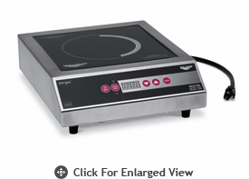 Vollrath Commercial Series Intrigue Induction Range Countertop Voltage 208/240 AC