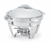 Vollrath Maximillian Steel� Large Round 6.0 qt Chafer