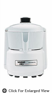 Waring Pro Juice Extractor  Quite White PJE101