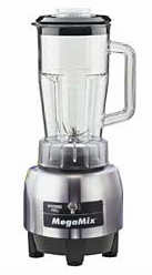 Waring Pro® MegaMix Professional Specialty  Blender Brushed Stainless
