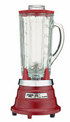 Waring Pro® Professional Food and Beverage Blender Chili Red Model PBB204